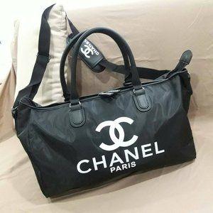 Handbags - VIP TRAVEL BAG GYM BAG YOGA DUFFLE BAG WEEKENDER